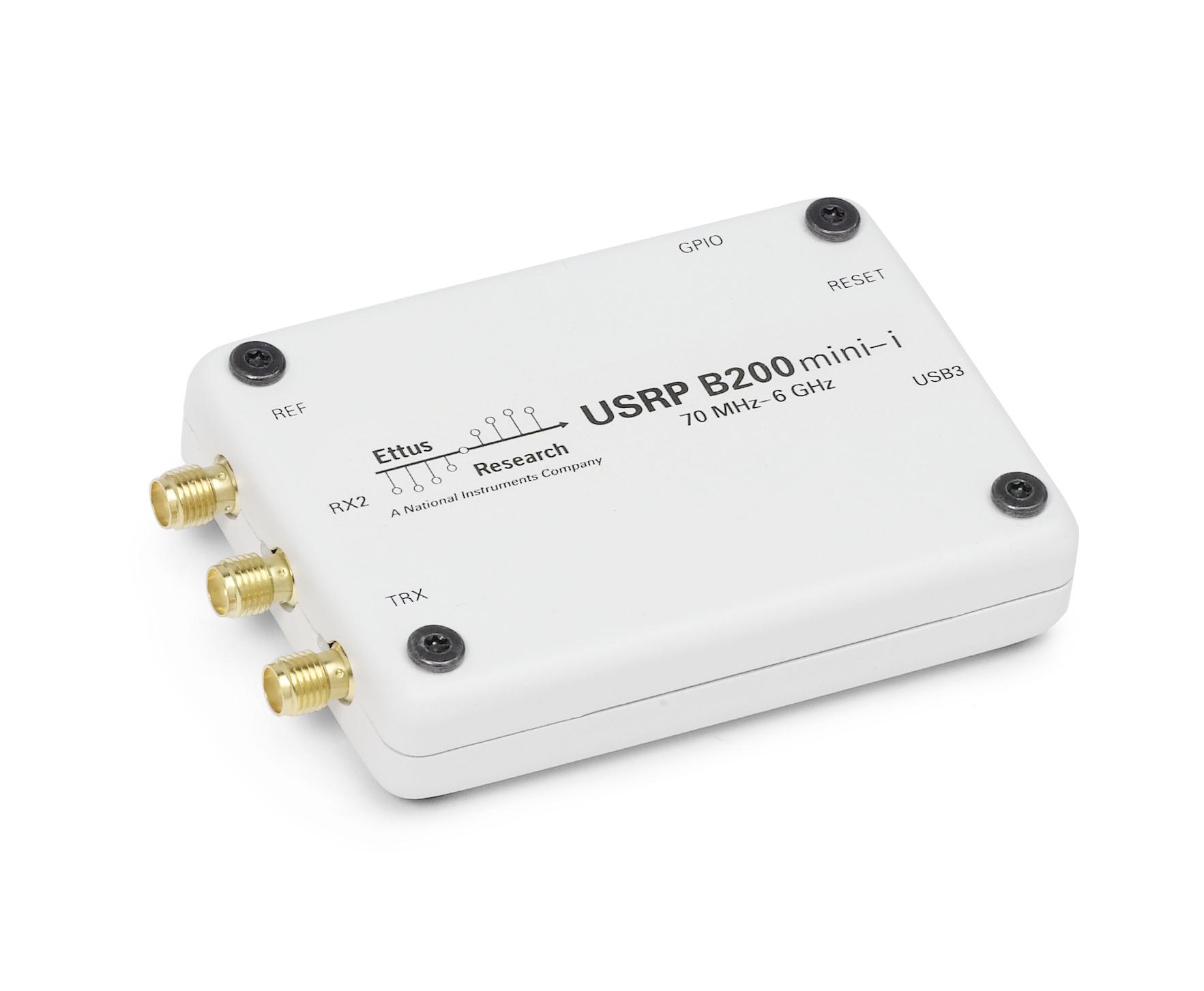 USRP B200mini-i | Ettus Research, a National Instruments Brand | The