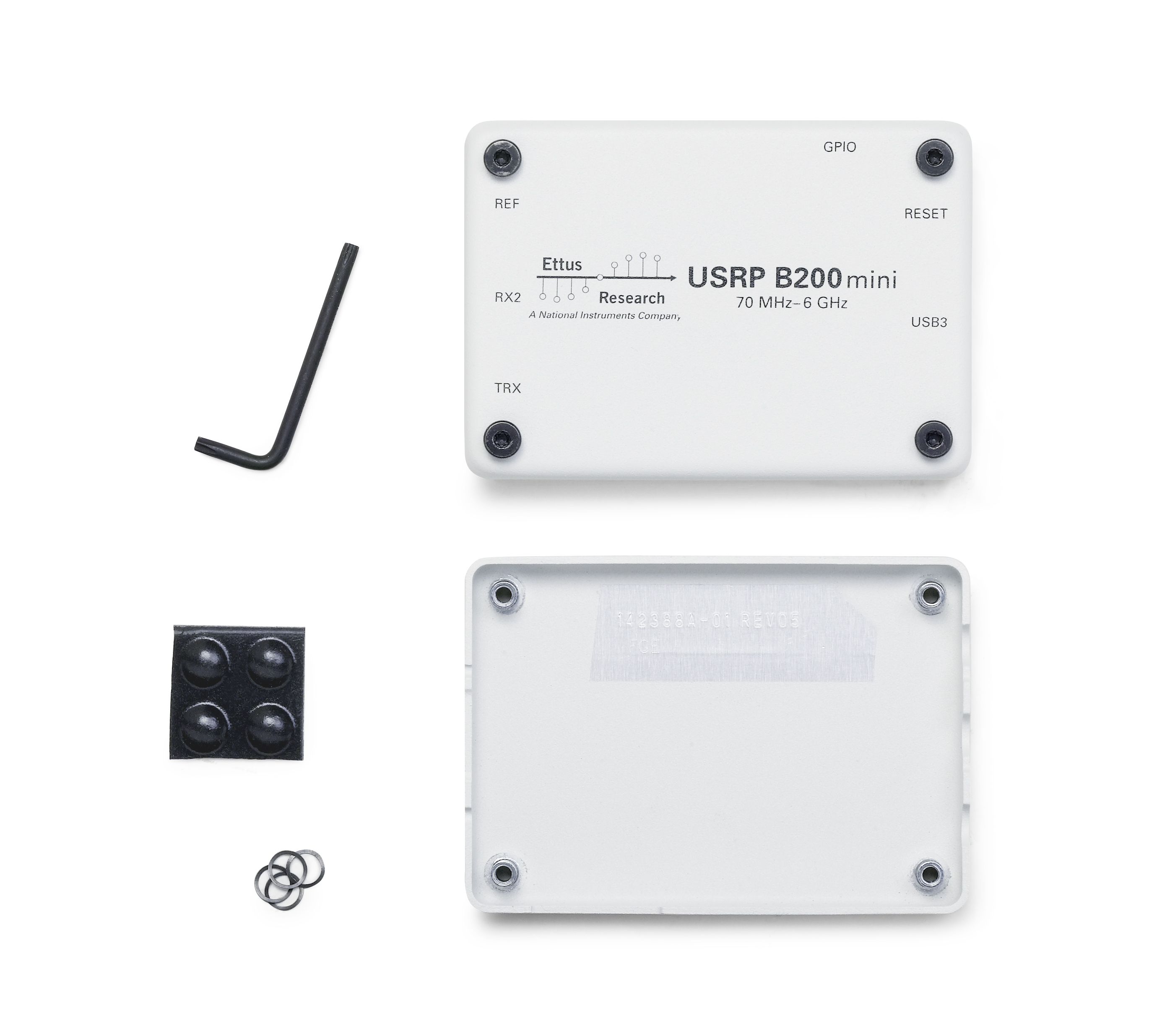 Product - Enclosure kit for USRP B200mini (C-Grade)