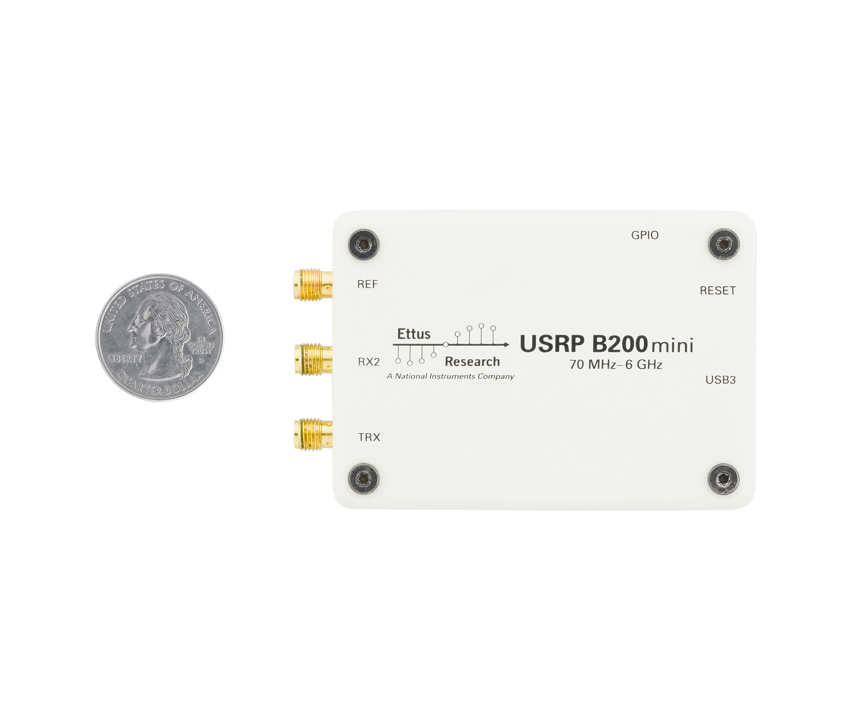 USRP B200mini-i | Ettus Research, a National Instruments Brand | The