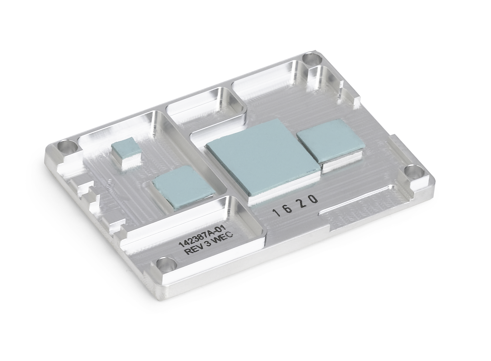 USRP B205mini-i kit heat sink