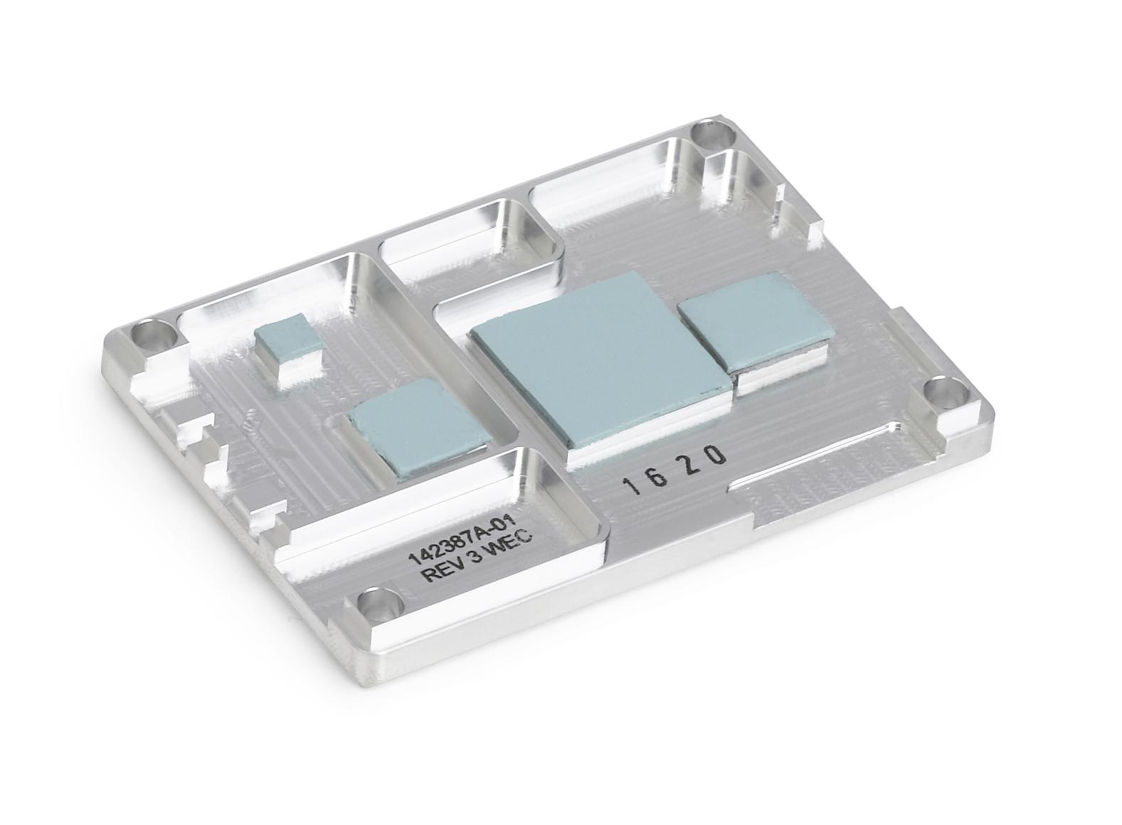 USRP B205mini-i kit heat sink