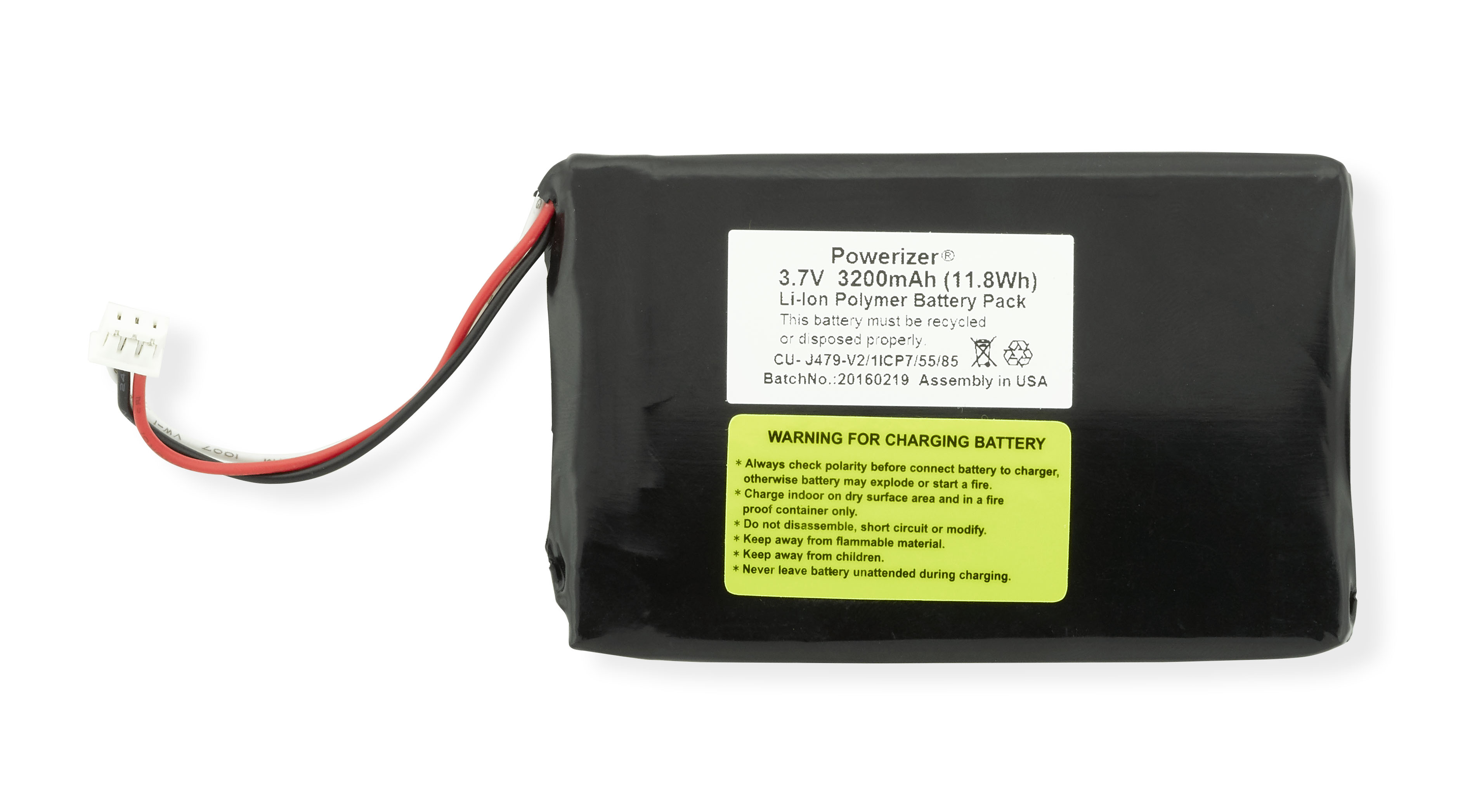 Replacement Battery for USRP E312