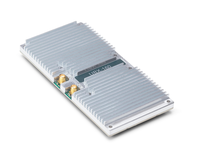 UBX 10-6000 MHz Rx/Tx (160 MHz, X Series only)