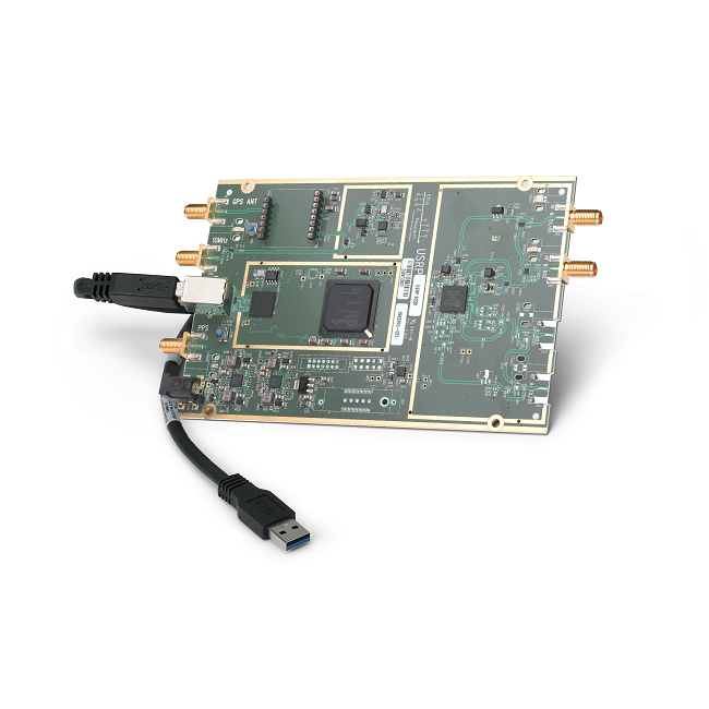 USRP B200 USB Software Defined Radio (SDR) - Ettus Research