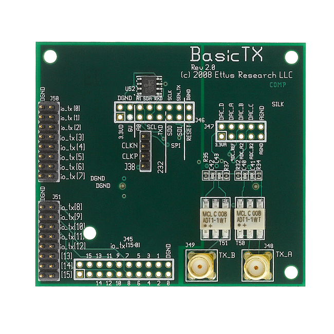 BasicTX Daughterboard 1-250 MHz Tx