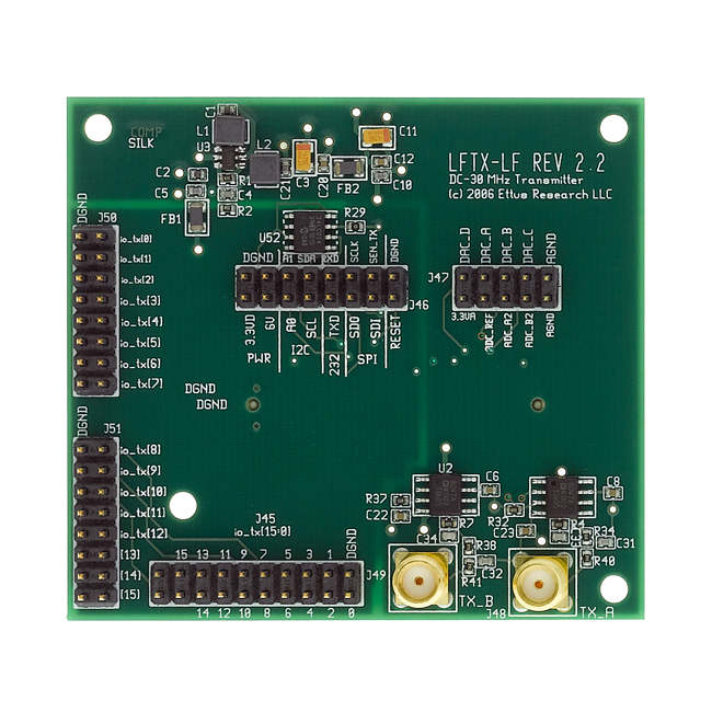 LFTX Daughterboard 0-30 MHz Tx