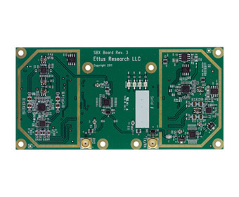 SBX 400-4400 MHz Rx/Tx (120 MHz, X Series only)