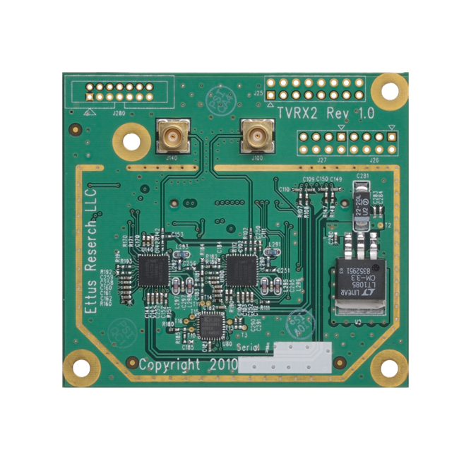 TVRX2   50-860 MHz Rx x 2