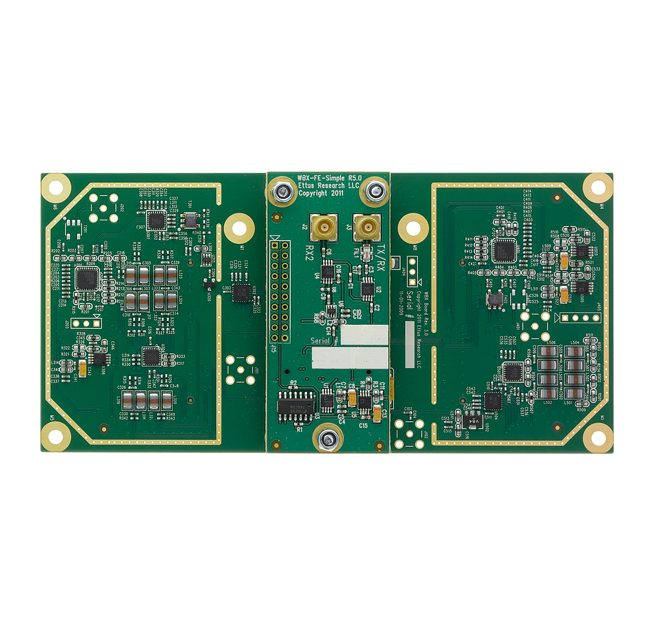d58c70416020 WBX-40 50 MHz - 2.2 GHz Rx/Tx, 40 MHz BW - Ettus Research | Ettus Research,  a National Instruments Brand | The leader in Software Defined Radio (SDR)